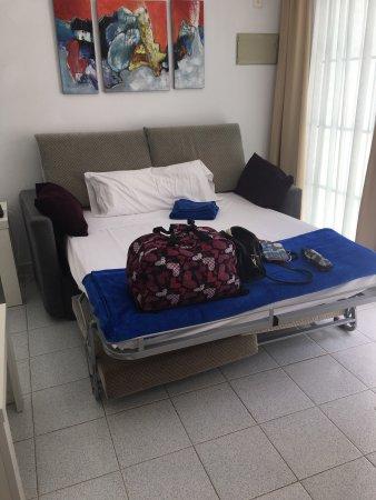 Relaxing hotel