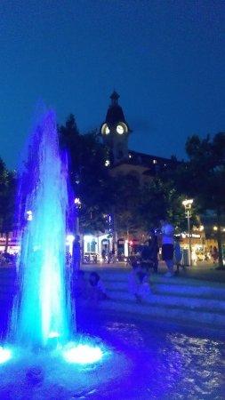 Movenpick Hotel Lausanne: en face de l'hotel