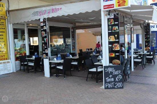 Sol y Mar Cafe : 20110807_03348__0_large.jpg
