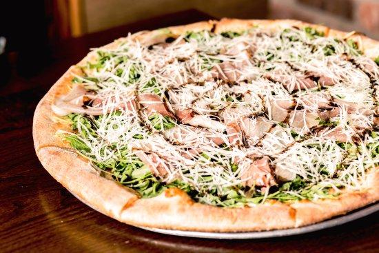 Armonk, NY: Pizza