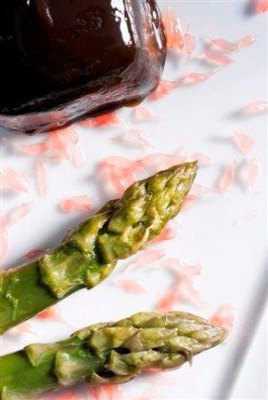 Seclin, Francia: saumon à la réglisse auberge du forgeron