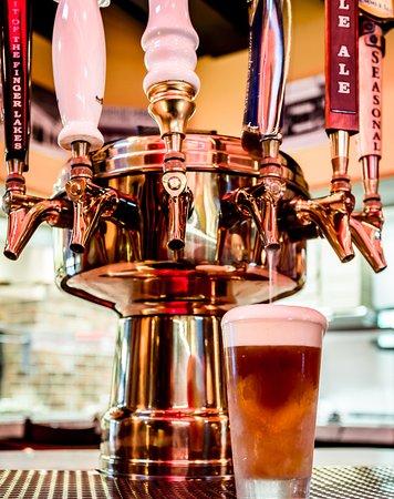 Armonk, NY: At the bar