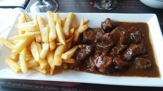 Brussels Grill: Belgium speciality