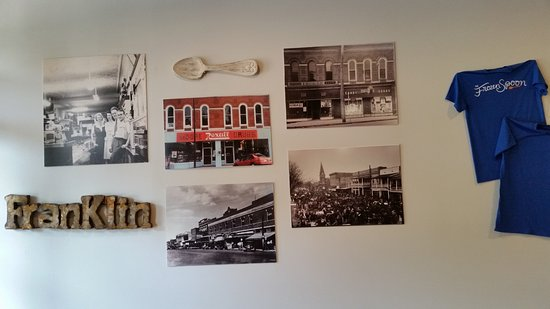 Franklin, KY: Wall pictures and T-Shirts