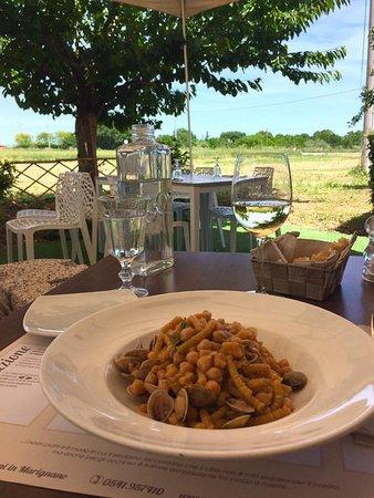 San Giovanni in Marignano, Italien: Che vista!