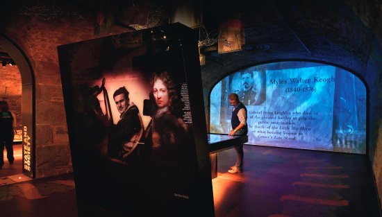 EPIC The Irish Emigration Museum: Learn how Irish men and women served and fought in other nations armies and conflicts