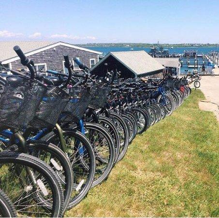 Block Island Bike Car Rental