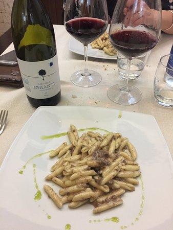 Cimitile, Italy: Ragù di lepre