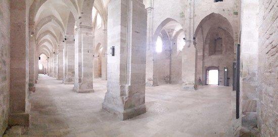 Abbaye de Noirlac: l'église