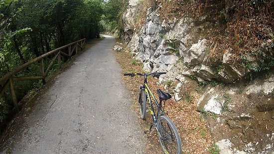 Teverga, España: Senda del Oso (screenshot from video)