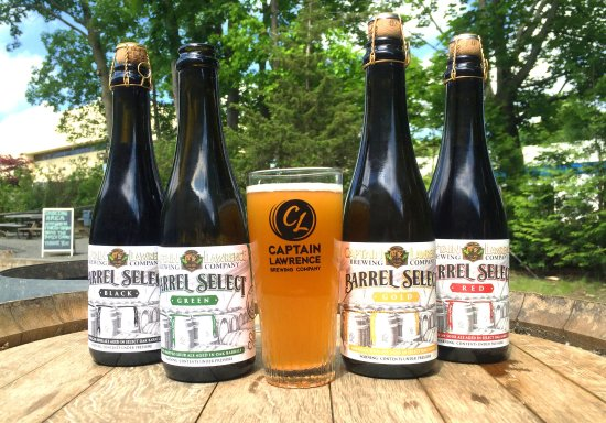 Elmsford, État de New York : Barrel Select Sours