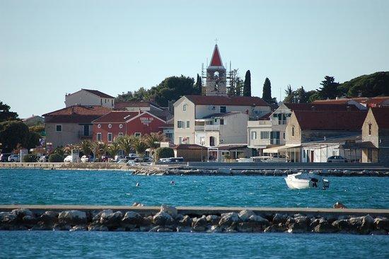 Sveti Filip i Jakov, Kroasia: Miasteczko sw Filip