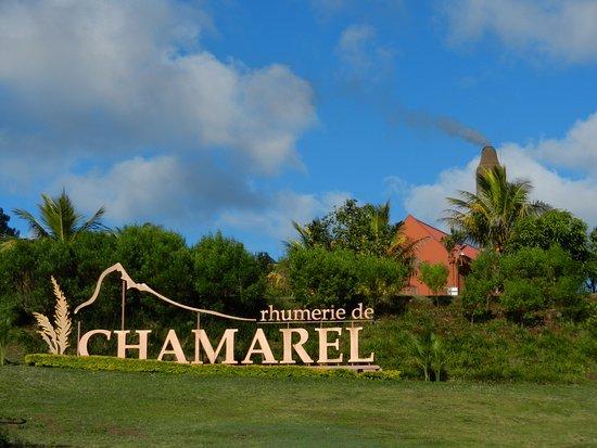 la rhumerie de Chamarel