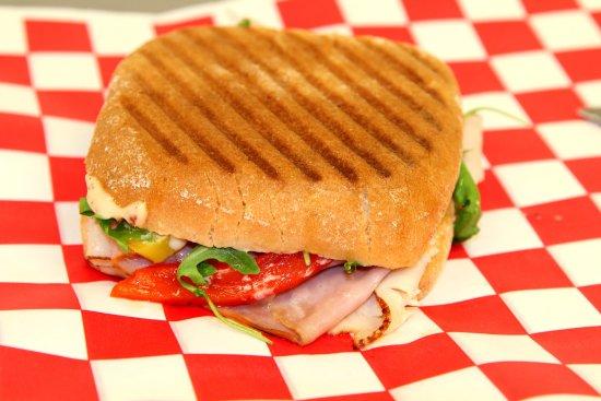 Aurora, NE: Italian panini