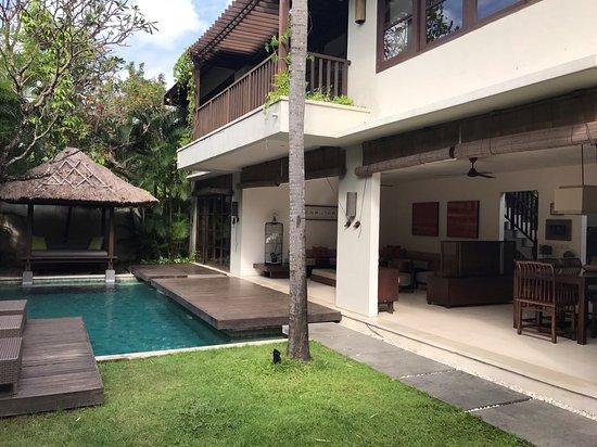 The Amala : beautiful private pool