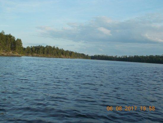 Ely, MN: Burke Lake