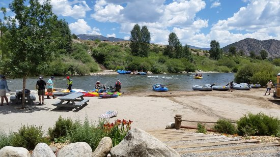 Buena Vista, CO: Browns Canyon Rafting