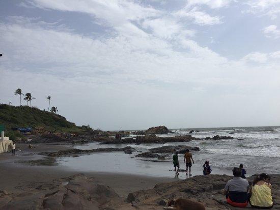 Vagator Beach: photo0.jpg