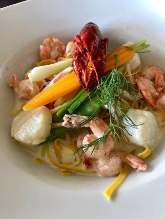Billede af restaurant den lille havfrue nex for Restaurant laille 35