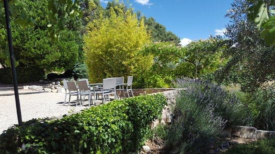 Banyeres de Mariola, Spain: Vistas desde la casa 2, La Alquería del PIlar