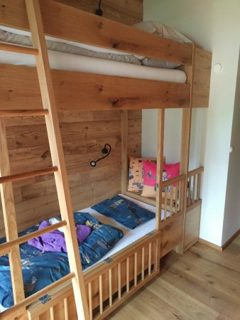 Gosau, Austria: Children's bedroom, chalet 12