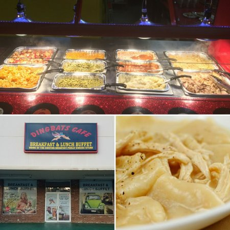 Garden City, GA: Breakfast and Lunch buffet to serve you daily!