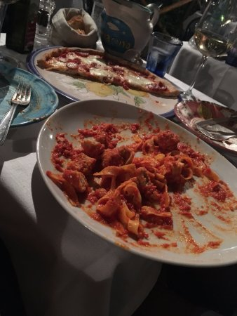 LO Guarracino: Left overs !! Portions are large