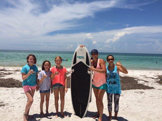 Holmes Beach, Flórida: Summer Surfset Camp!