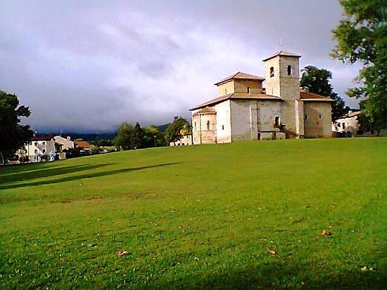 Basílica de San Prudencio de Armentia