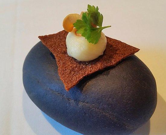Gruß aus der Küche - Bild von Restaurant Bieberbau, Berlin - TripAdvisor