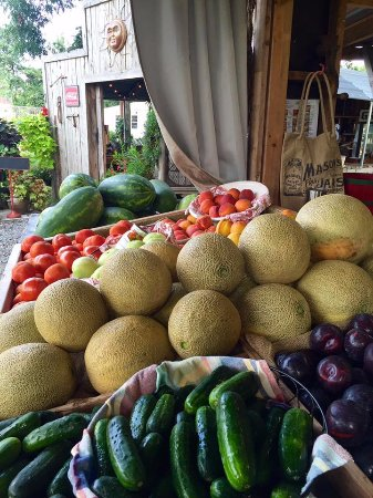 North Little Rock, AR: Fresh Produce