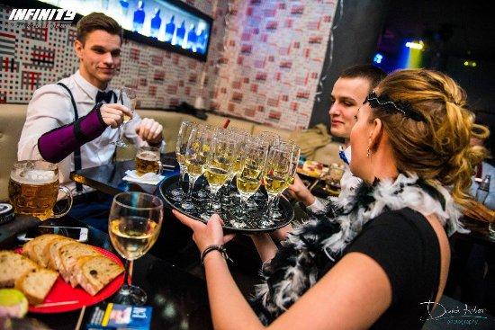 Zlin, Czech Republic: Happy B-Day párty