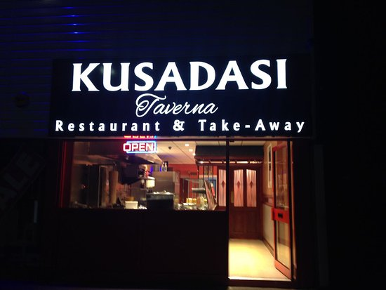 Rainham, UK: Kusadasi Taverna