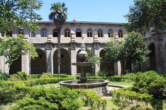 Poio, Spain: monasterio