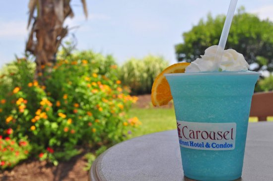 Carousel Resort Hotel & Condominiums: Refreshments