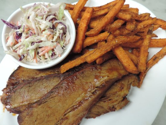 Frenchtown, NJ: Saturday XTRA - Filing Cabinet Smoked Brisket