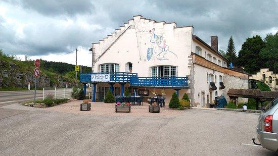 Fort-du-Plasne, Frankrijk: P_20170724_143845_large.jpg
