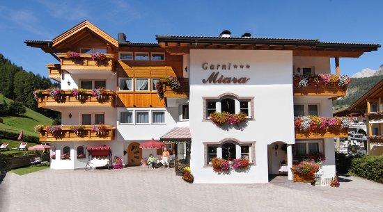 Ansicht Garni Hotel Miara*** - zentral, ruhig und an der Piste