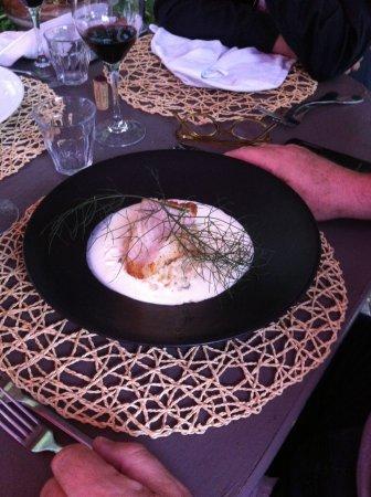 Pujols, فرنسا: poisson