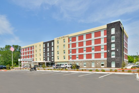 Dupont, WA: Brand new Home2 Suites by Hilton Extended Stay Hotel
