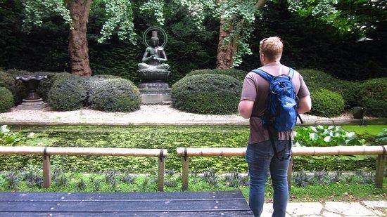 ARTIS Amsterdam Royal Zoo: Buddha/Zen Garden  Really Beautiful And Quiet.