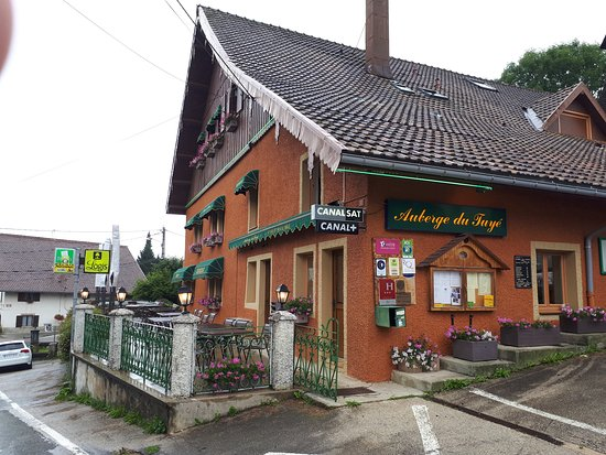 Auberge du Tuye
