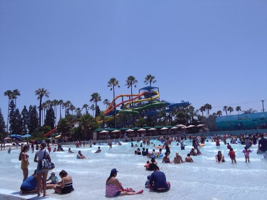 Knott's Soak City U.S.A.: Another new ride