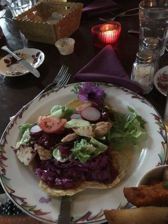 Rosewood Cafe : Taco!