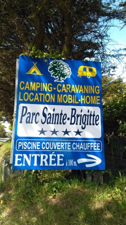 La Turballe, ฝรั่งเศส: Parc Sainte Brigitte