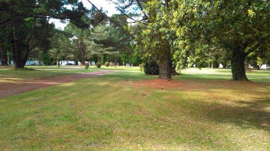 La Turballe, ฝรั่งเศส: Notre parc