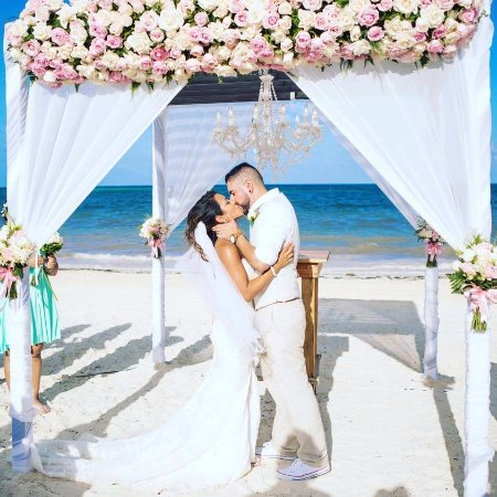 Moon Palace Cancun Wedding At