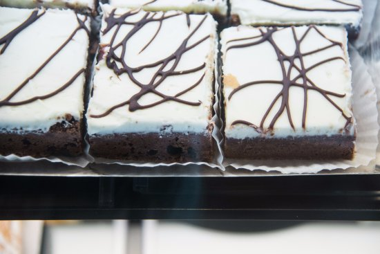 Covington, GA: Cream Cheese Brownies