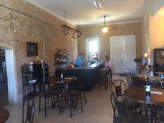 Bastrop, TX: main area inside