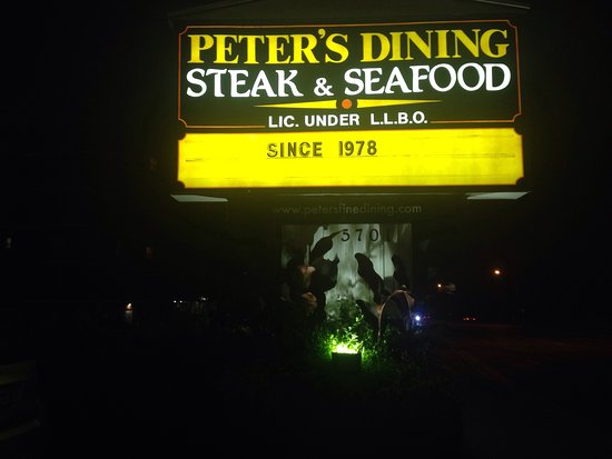 Markham, Canada: Peter's Fine Dining